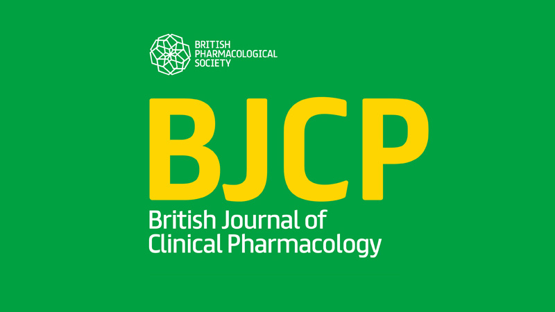 British Journal of Clinical Pharmacology - logo