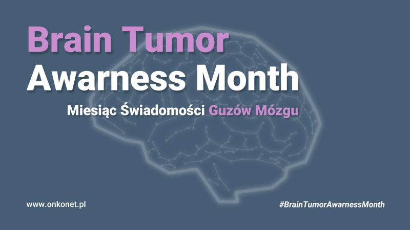 Brain Tumor Awarness Month - baner